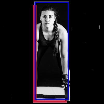 Ilaria Cevolo istruttrice di power training