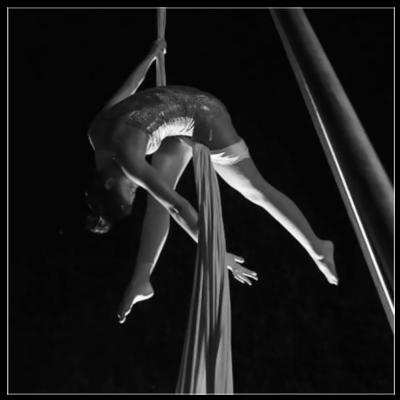 Corso di Aerial Silk