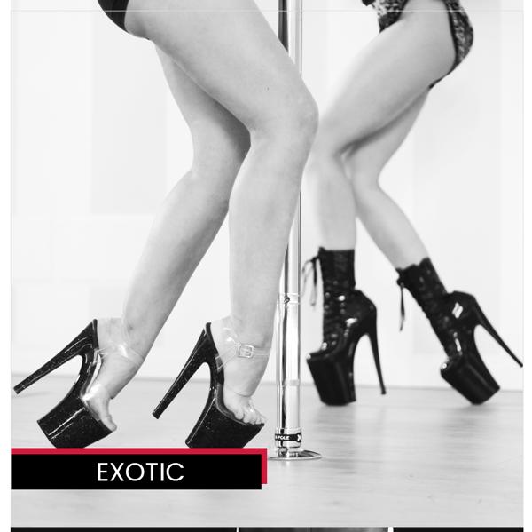 Corso di Exotic Pole Dance