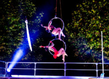 Iron Butterfly ASD con Alice Scarcella - esibizoni - 2016