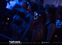 Iron Butterfly ASD - esibizoni @Mascara - Dolce Vita - 2016